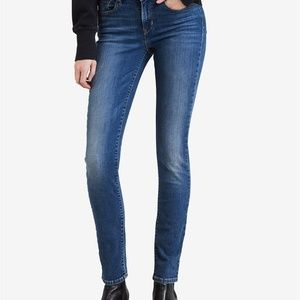 Levi's mid rise skinny jeans size 10S